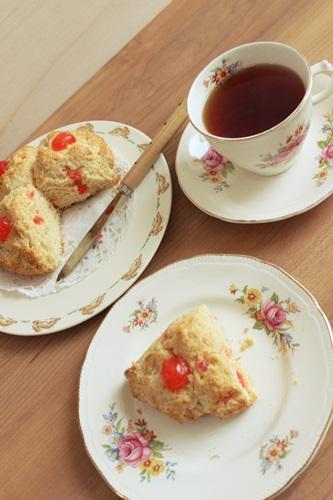 cherry scone1