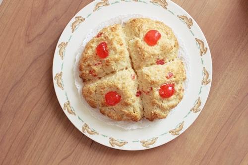 cherry scone3