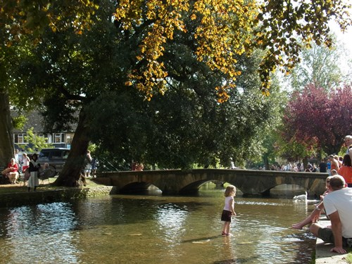 Bourton-on-the-Water44