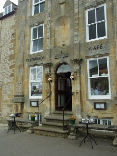 Stow-on-the-Wold tea1