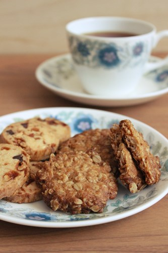 Oat biscuits1