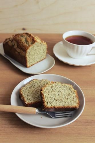 tea pound cake