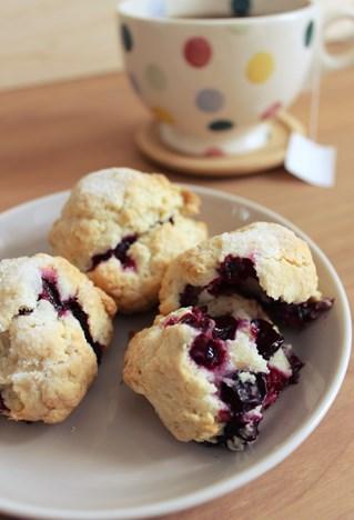 blueberry scone1