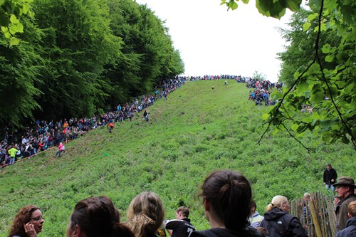 Cheese Rolling4