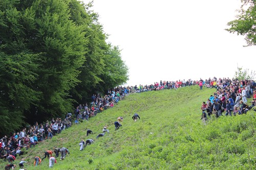 Cheese Rolling5