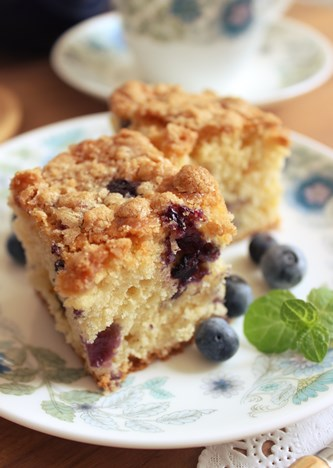 Blueberry Country Cake3