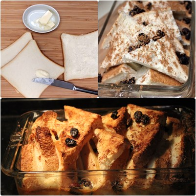 Bread and butter pudding1