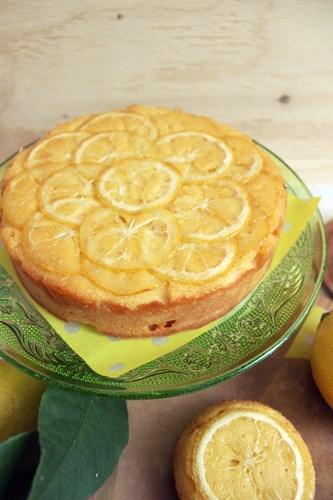 lemon upside-down cake3