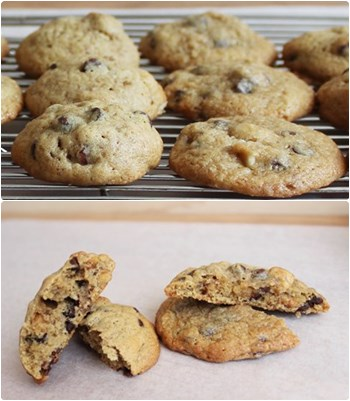 choco chip cookie21