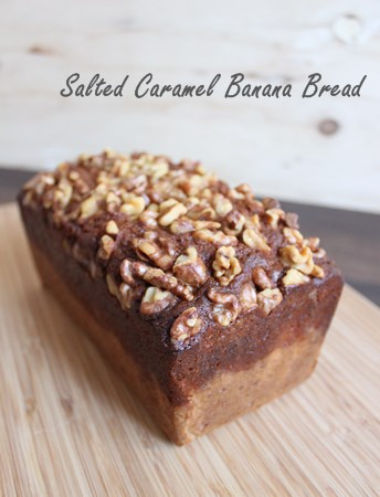 Salted Caramel Banana Bread1