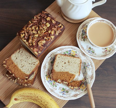 Salted Caramel Banana Bread7