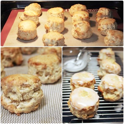 ginger apple scone11